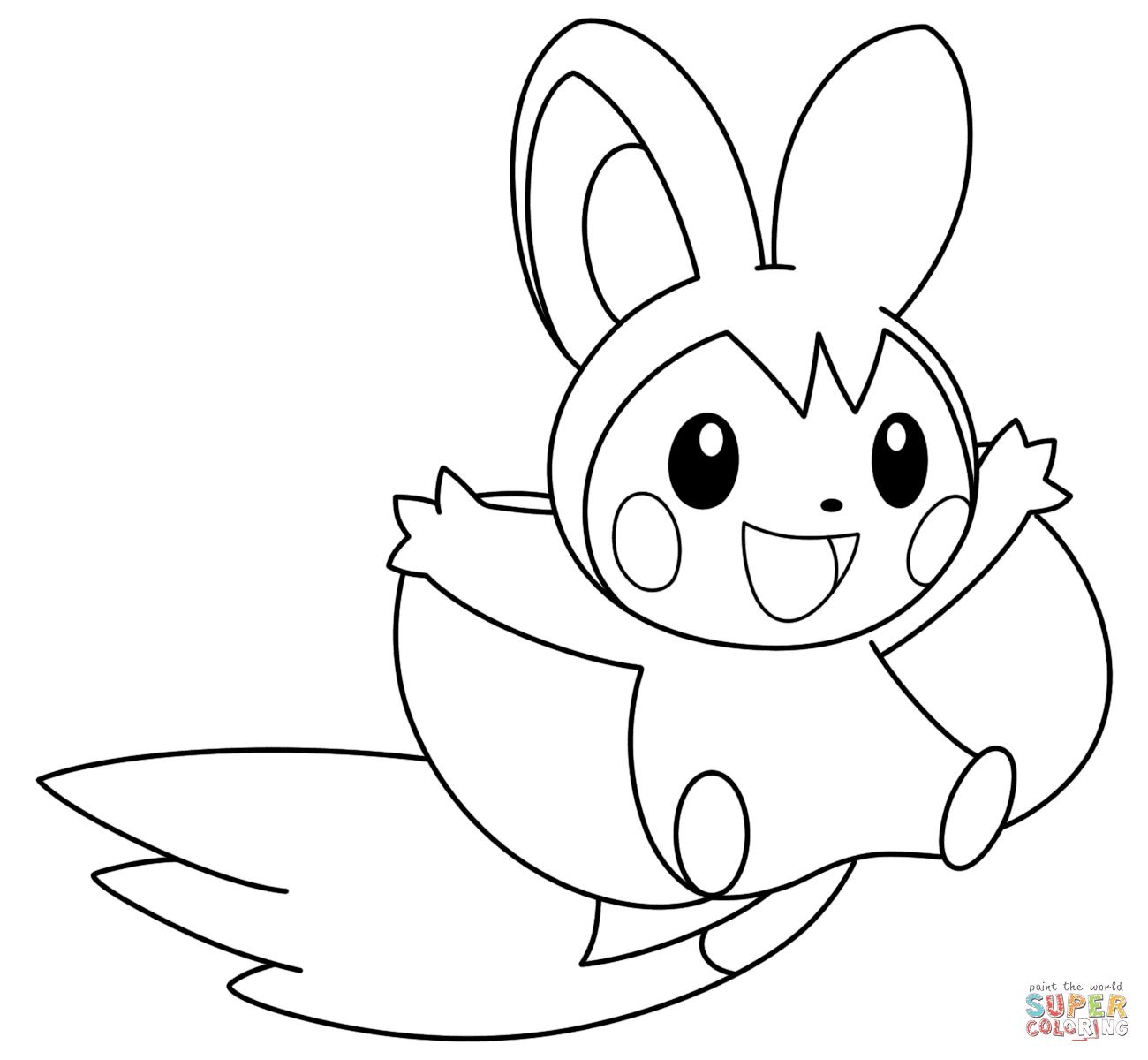 Emolga Pokemon