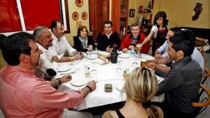 Los contactos del PSOE por la secretaría provincial pivotan hacia la comarca