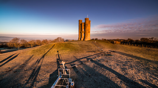 Creating a Monster - 24hrs at Broadway Tower