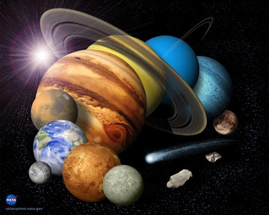 10 surprises about our solar system | EarthSky.org