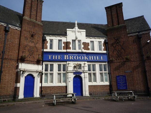 Brookhill Tavern, Alum Rock, Birmingham