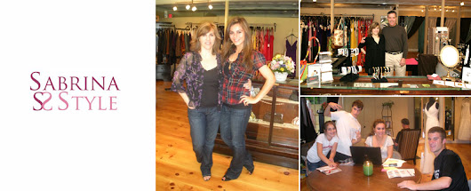 Sabrina Style is a bridal shop and dress shop in Sandy Hook, CT