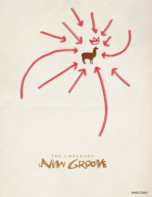 Day 41: The Emperor's New Groove