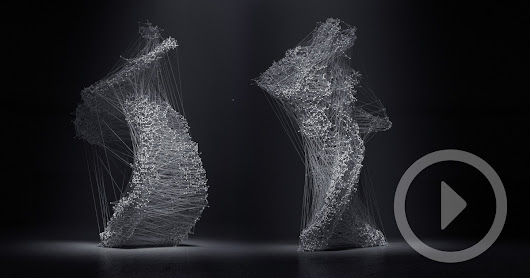 Asphyxia: A Striking Fusion of Dance and Motion Capture Technology
