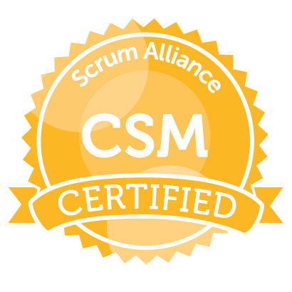 Certified ScrumMaster (CSM) — Minneapolis, MN - 3Back