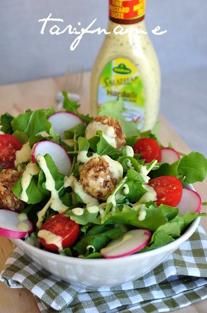 peynir toplu salata