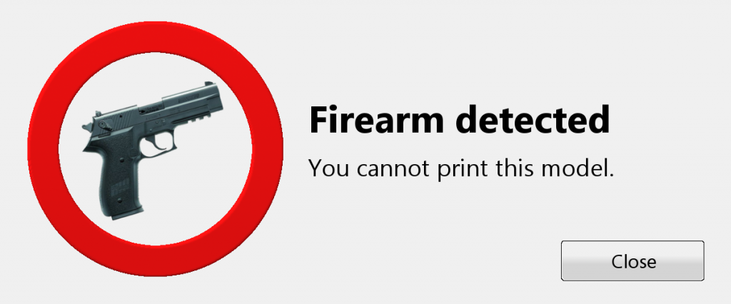Small Danish Company Create Software To Prevent The Printing Of 3D Guns