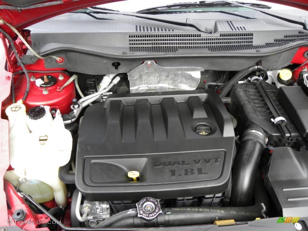 2007 Dodge Caliber Engine 20 L 4 Cylinder
