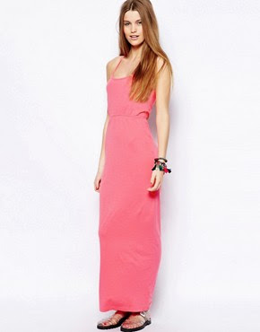 Image 1 of Only Jersey Maxi Dress