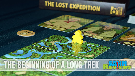The Lost Expedition Card Game Overview - SahmReviews.com