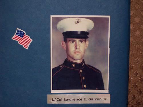 L/Cpl Lawrence Garron