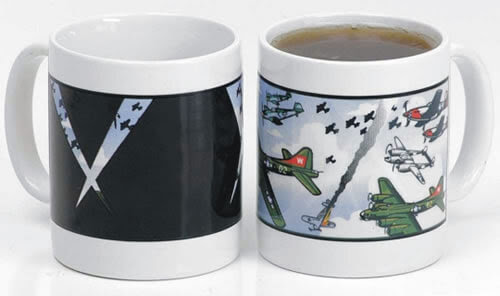 U.S. Air Force WWII Color Changing Mug - Wondermugs