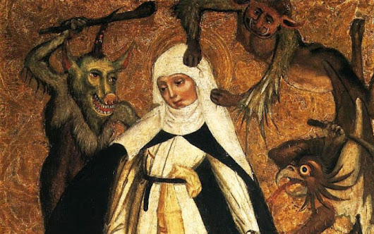 The Incredible, Inspiring Death of St. Catherine of Siena