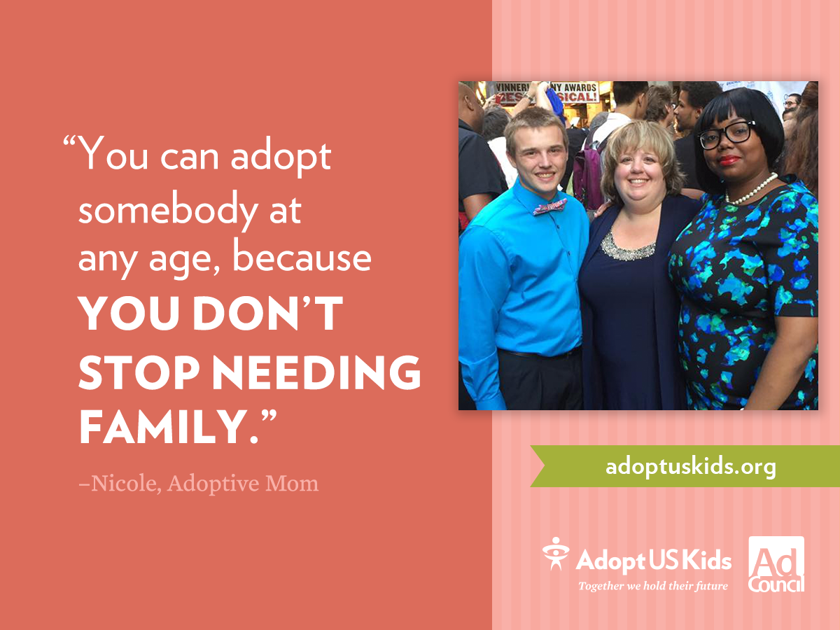 Adoption Myths Busted: #AdoptUSKids