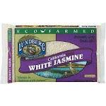 Lundberg Farms B01614 Lundberg Farms Eco-fr Jasmine White Rice -1x25lb