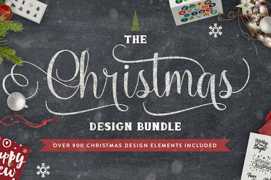 The Christmas Design Bundle!