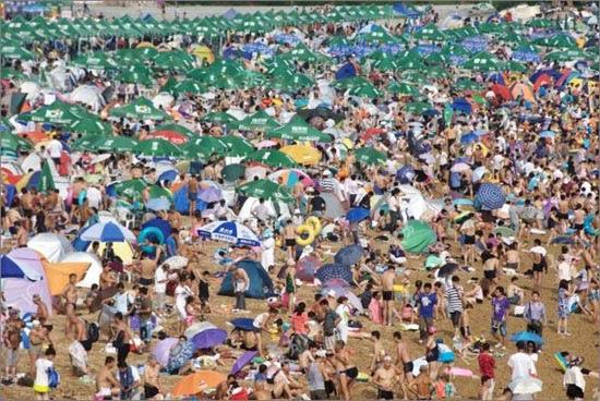Σας ενοχλούν οι υπερβολικά γεμάτες παραλίες; (5)