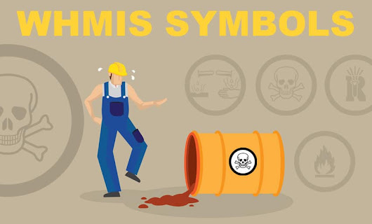 WHMIS Symbols - The Life Saving Images of WHMIS 1988