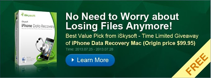 Download iSkysoft iPhone Data Recovery for Mac for Free