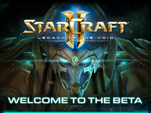 Congratulations `CasualName(Account First Name)` - You're Invited to Join the StarCraft II: Legacy of the Void Beta Test!
