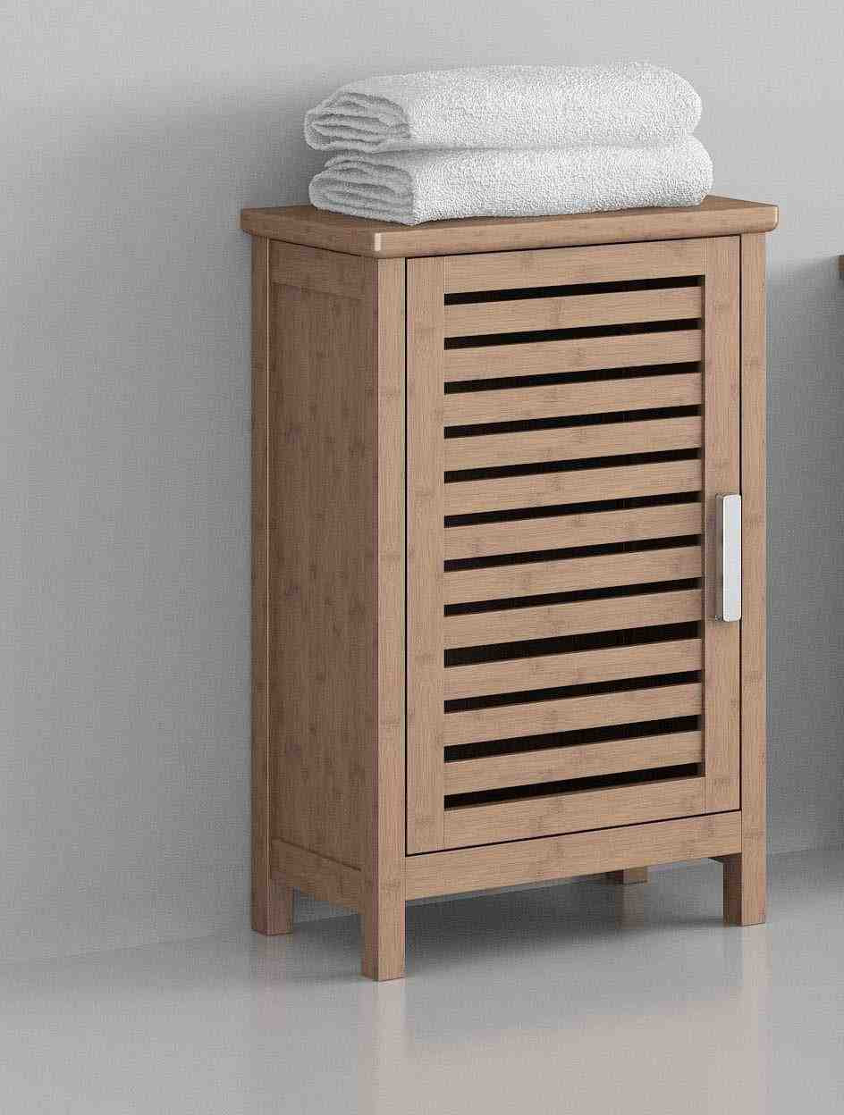 Bathroom Linen Floor Cabinets - Home Furniture Design