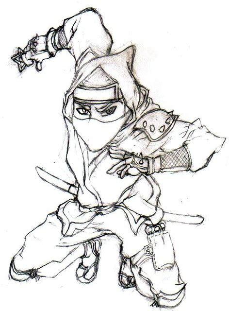 ninja ninja naruto anime drawing alvin cool hot