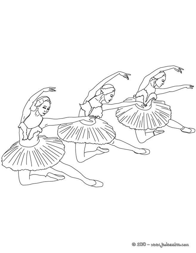 Coloriage Danse Coloriages Coloriage à Imprimer Gratuit Fr