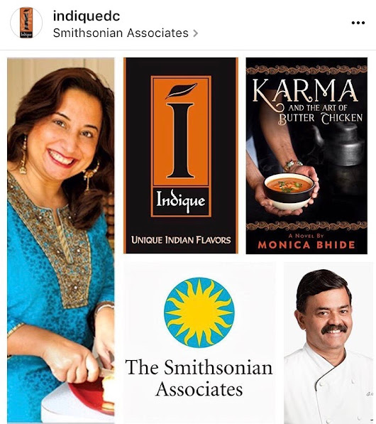 In the Indian Kitchen, Smithsonian Associates, Oct 12th, 2017 - Monica Bhide | Recipes, Stories, Inspiration