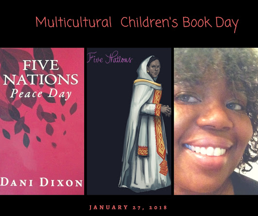 Five Nations; Peace Day, by Dani Dixon - Mami Tales