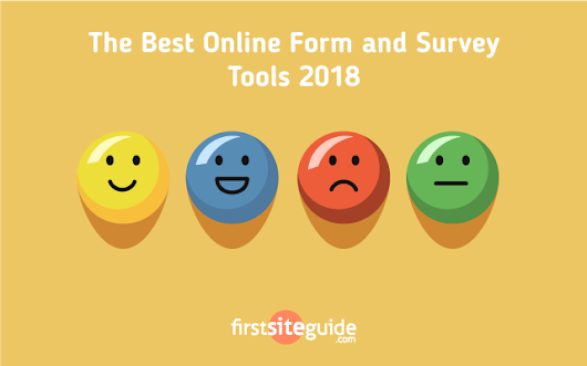 The Ultimate List of The Best Form and Survey Tools 2018