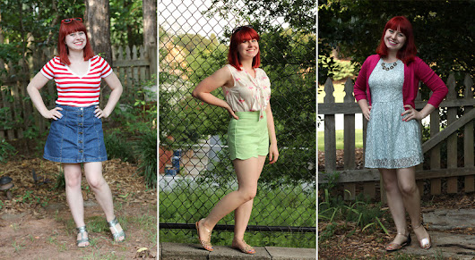 2016 Outfits Recap: Favorites from July through December