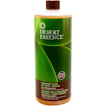 Thoroughly Clean Face Wash Tea Tree Oil By Desert Essence - 32 Ounces
