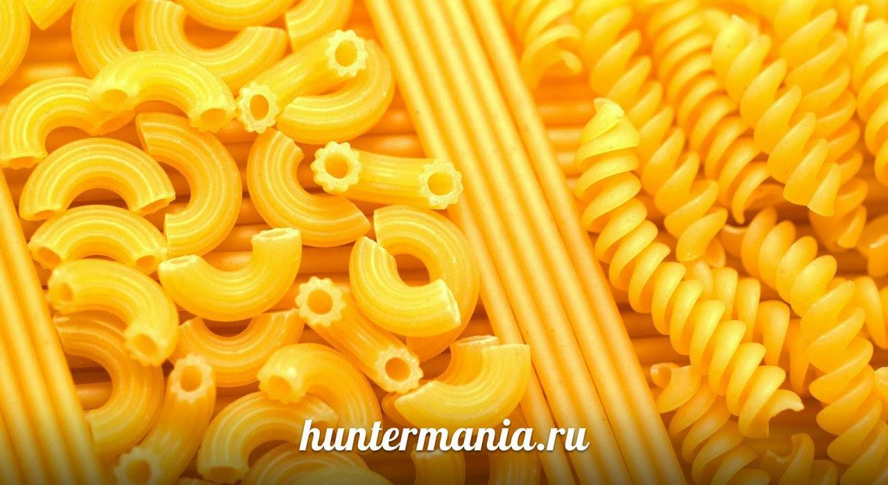Жареные макароны в мультиварке