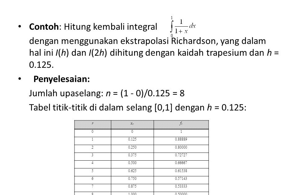 50 Soal Dan Jawaban Integral Pdf Download File Guru