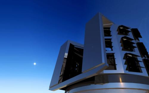 Welcome  | The Large Synoptic Survey Telescope