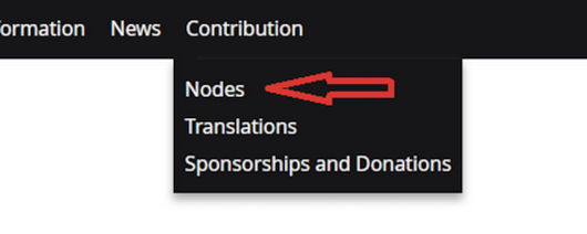 Contribute to DWService with news nodes