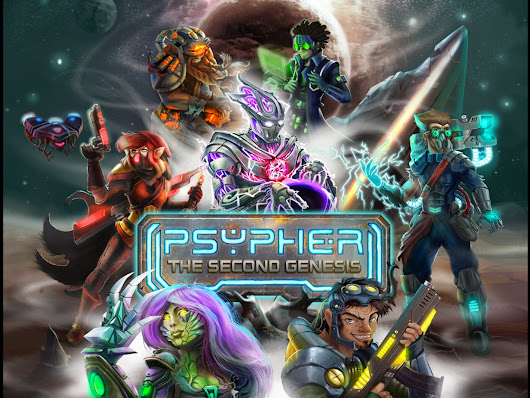 Psypher - RPG Trading Card Game by Reactor Entertainment Inc. — Kickstarter