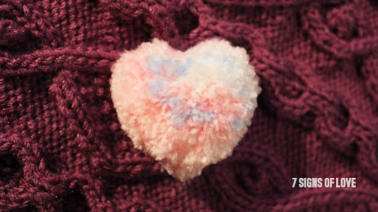 Woolly Heart | 7 Signs of Love