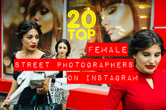Cool lists of women street photographers to follow