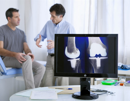 In-home physical therapy care for knee replacement patients leads to better recovery