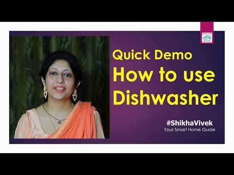 Bosch Dishwasher India: How to use Dishwasher effectively and tips to get better results