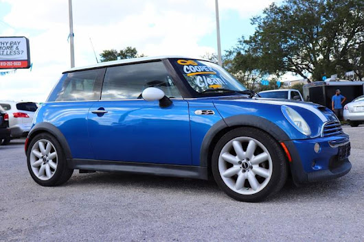 Used 2006 MINI Cooper For Sale In Riverview Tampa Brandon Drive Away Enterprises