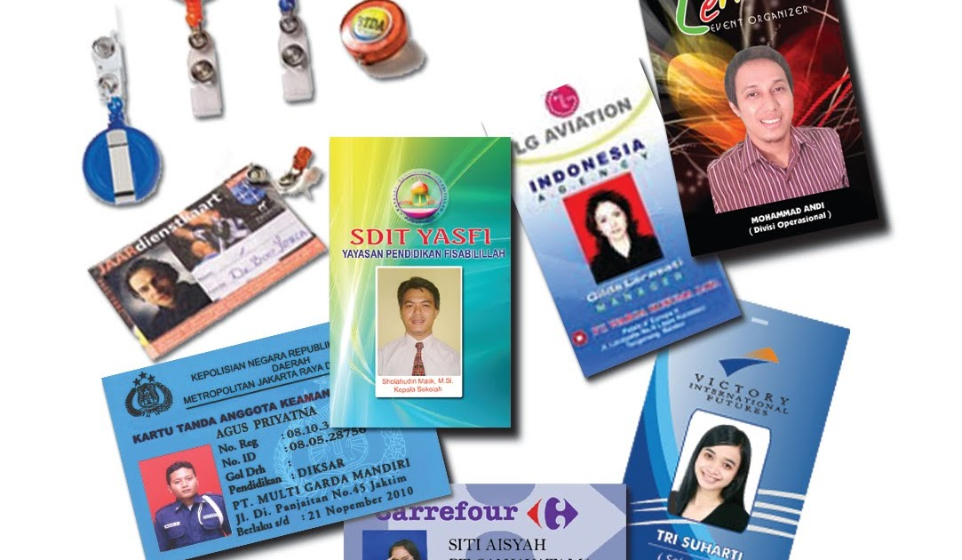Contoh Id Card - Top 10 Work at Home Jobs