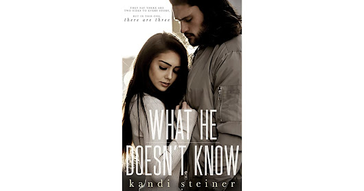 Chiara Cilli's review of What He Doesn't Know (What He Doesn't Know Duet, #1)