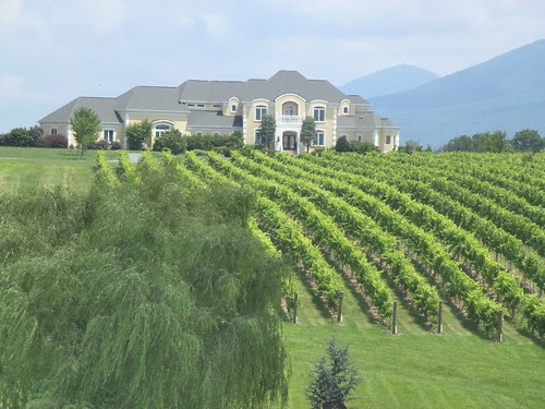 CrossKeys Vineyards and Winery, Virginia