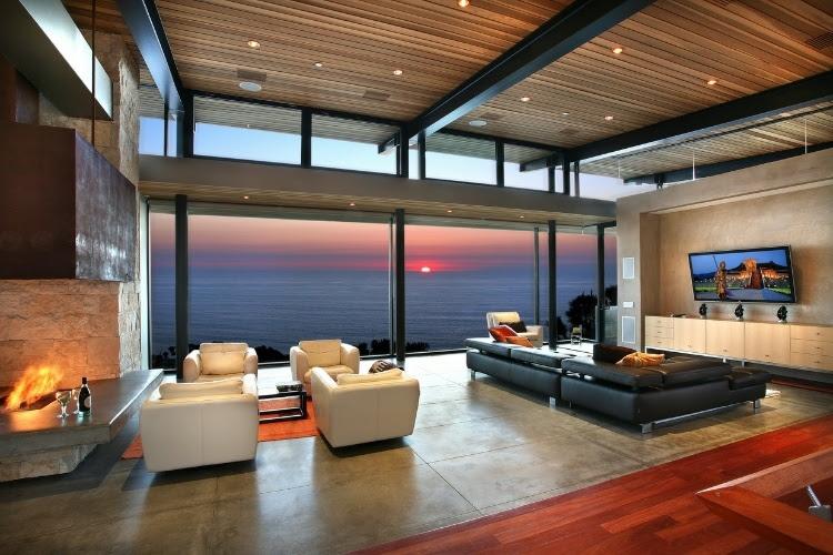 Serenity In Design Stunning Views