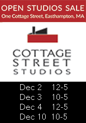 Cottage Street Studios - Open Studios Sale