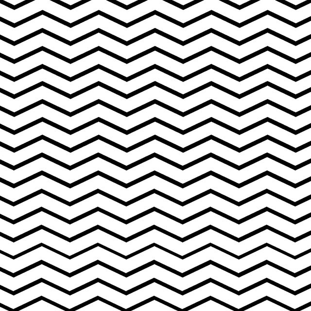 overlay STRETCH chevron 12x12 inch SQ WHITE mel stampz