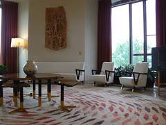 Round Salon, French Embassy, Ottawa