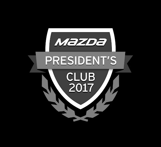 Ramsey Mazda Receives 2017 President's Club Dealership Recognition